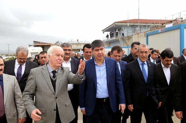 Antalya Haber : Menderes Türel Manavgat'a çıkarma yaptı