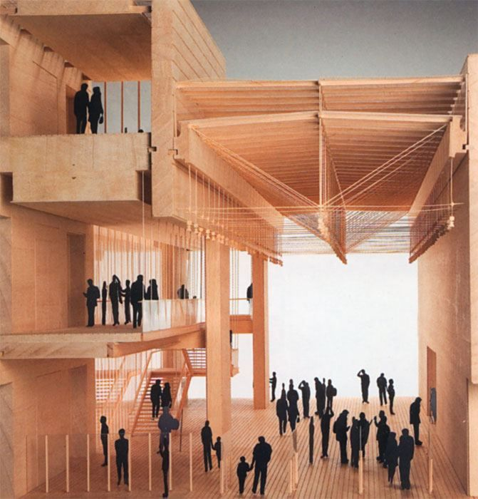 renzo piano - modern wing at the art institute of chicago - usa - 2009
