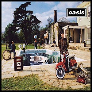 Be Here Now by Oasis #music