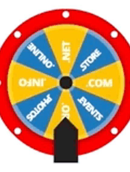 Hot new product on Product Hunt: DomainWheel