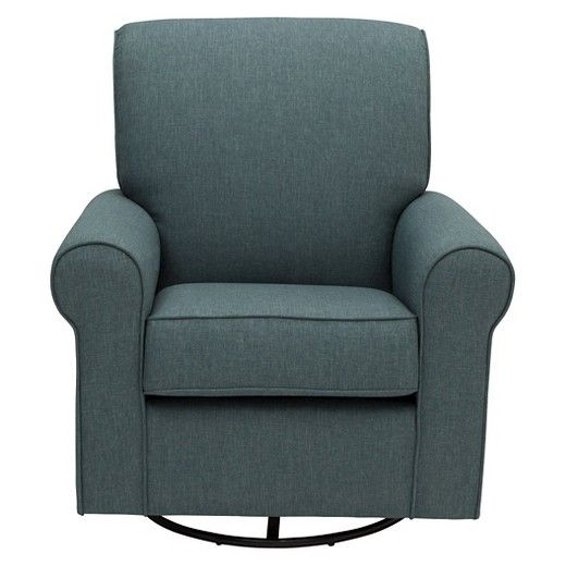 Delta Children Avery Nursery Glider Swivel Rocker Chair : Target