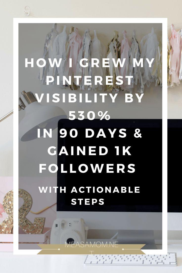 Pinterest for bloggers guide