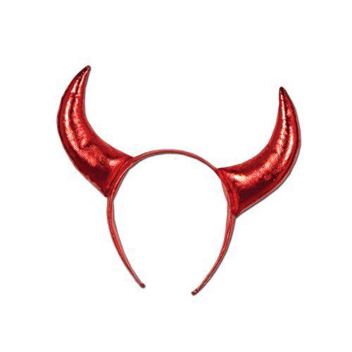 Beistle Devil Horns