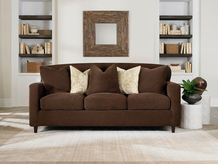 Sure Fit Slipcovers Stretch Piqué 3 Seat Individual Cushion Sofa Covers    Sofa