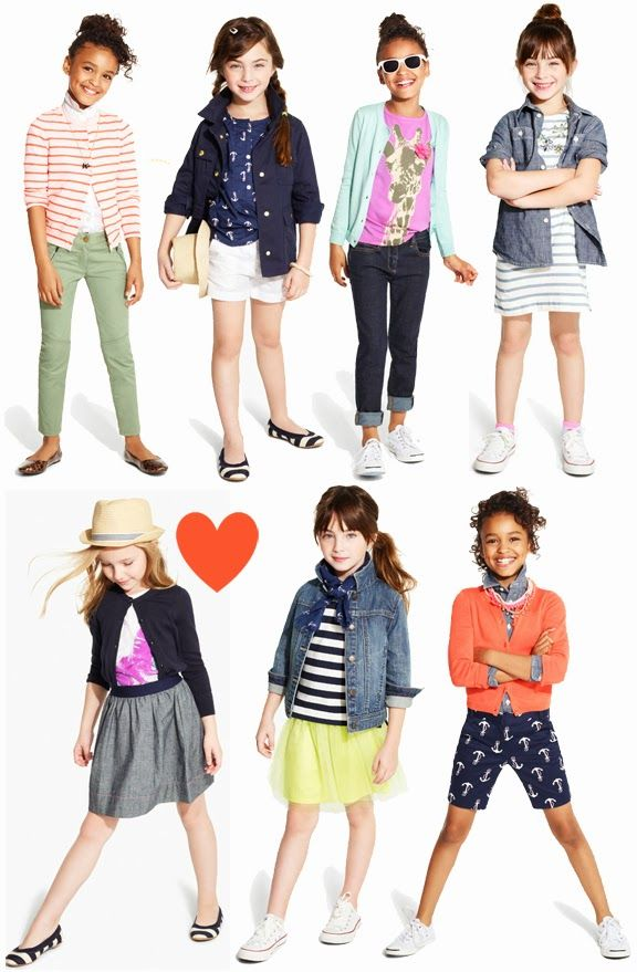 Über Chic for Cheap: Inspired: J.Crew Crewcuts {February}
