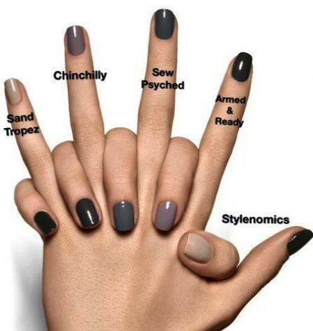 Julep Color Treat Nagellack, Neutral – Neutral Nails