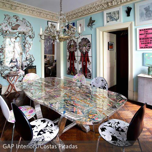 Einrichtungsstile Kreativ Kombinieren: Stilmix Für Deine Räume!
