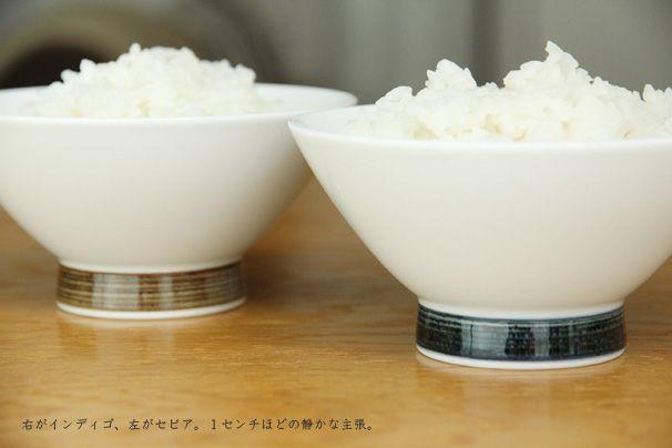 麻の糸 飯わん 白山陶器 | 日本の手仕事・暮らしの道具店 | cotogoto コトゴト