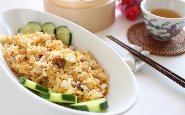Thais gebakken rijst met ei: http://www.gezondheidsnet.nl/wat-eten-we-vandaag/thais-gebakken-rijst-met-ei #gezondeten #recept