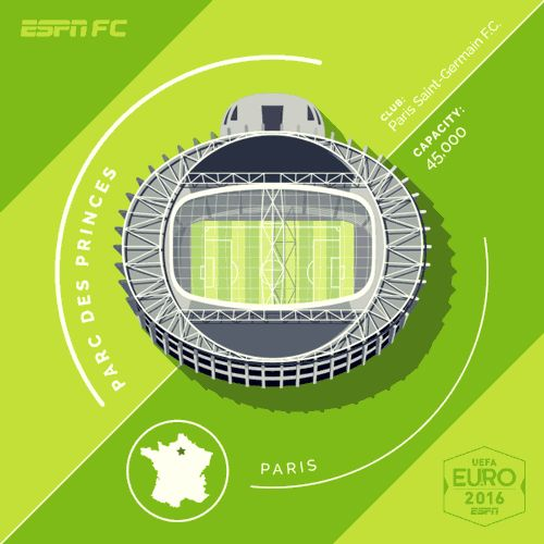 One of the stadiums for ESPN's Euro 2016 stadium guide, illustrated by me (L-Dopa Design) and animated by the talented Rich Hinchcliffe.