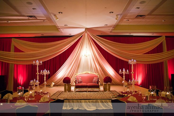 Love this draping!