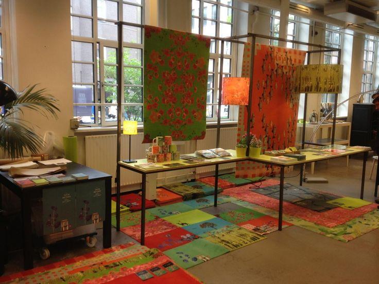 Stock and Sample Sale Lotte Martens Exclusive Fabrics -- Kessel-Lo -- 30/09