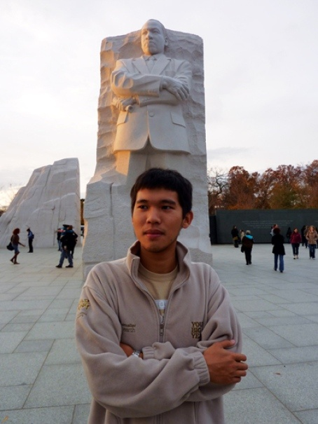 Visited the Martin Luther King Jr. Memorial in Washington DC last year - Next is meeting President @Obama