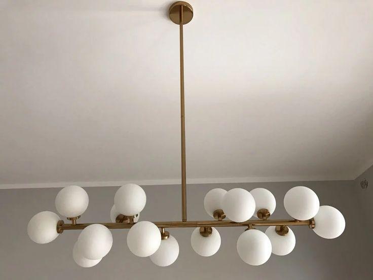 1000 id es sur le th me lustre moderne sur pinterest luminaires modernes l - Lampe suspendue ikea ...