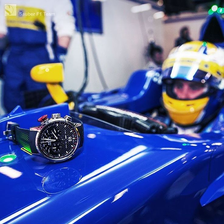 2 weeks to go!  It's been too long, hasn't it?  #AusGP @edoxswisswatches   #SauberF1Team #JoinOurPassion #Racing #F1