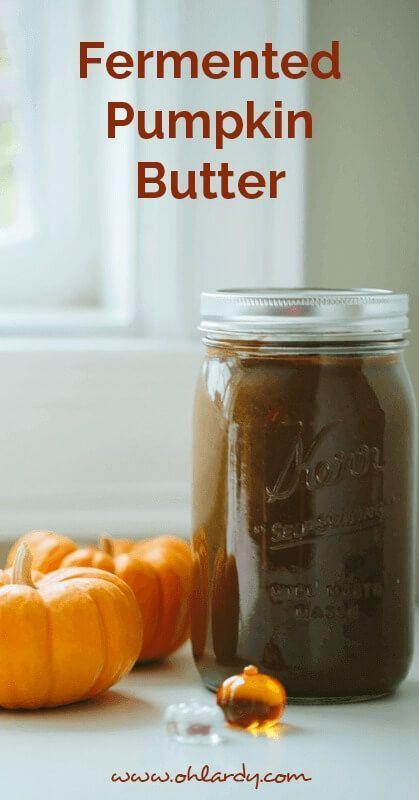 pumpkin butter - ohlardy.com
