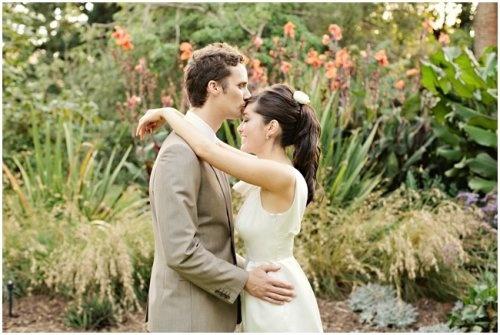 Melbourne Wedding Photographer Louisa Bailey at Royal Botanic Gardens