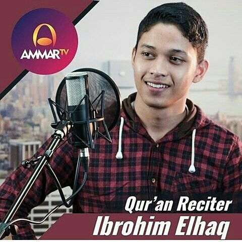 Qur'an Reciter from Indonesia, Ibrohim Fadhlaanul Haq