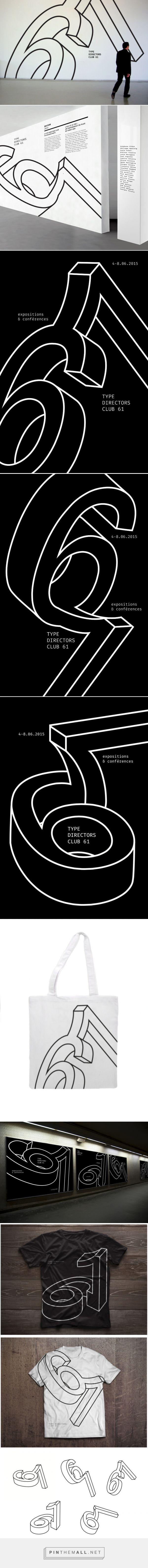 Quelle identité visuelle pour le Type Director Club 2015 ?