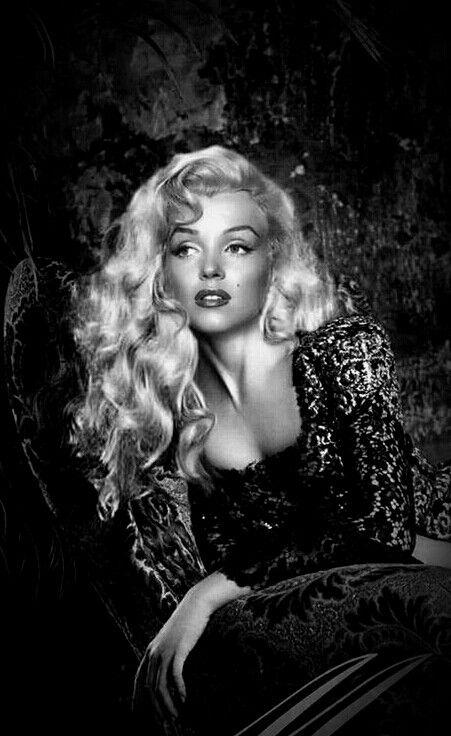 Oh Marilyn!