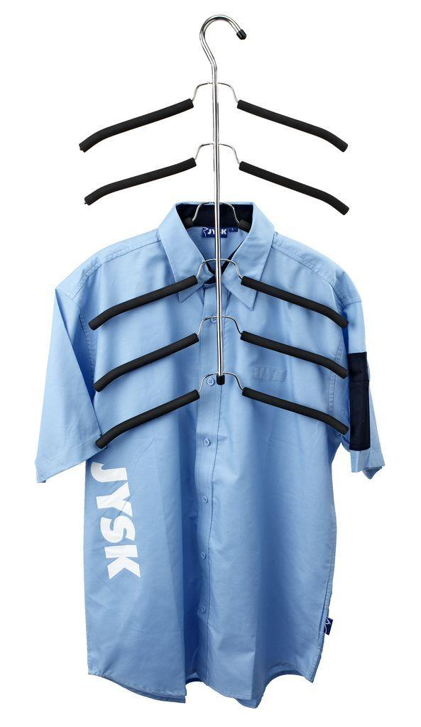 Kledinghanger BJARKE v/6 shirts | JYSK