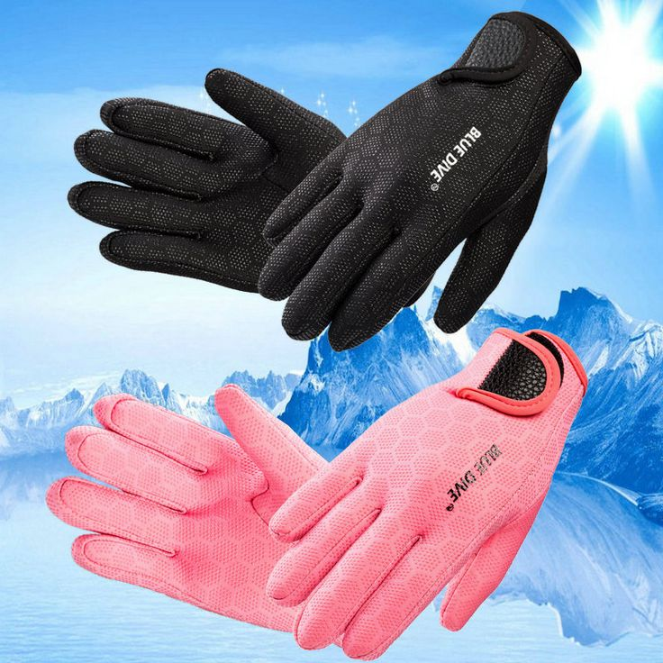 Neoprene Snorkeling Diving Gloves  Men Women Anti-Slip Waterproof Swimming Gloves Adult Spearfishing Fishing Sailing Gear