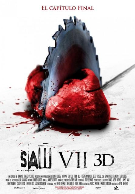 Saw Vii Saw 7 2010 Ver Online Descargar Hd 1080p