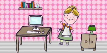 La tata-arredatrice arriva in vostro soccorso per arredare le camere dei vostri ragazzi e ragazze!