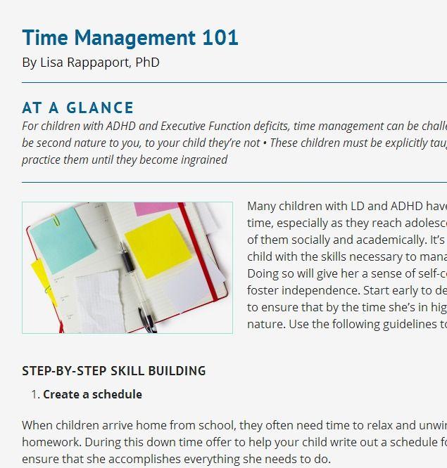 Management/ Time Management term paper 10314