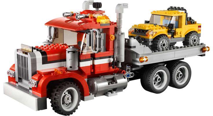 LEGO.com Creator Models - All Models