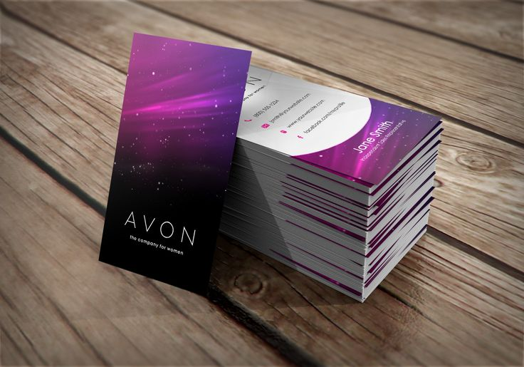 The 10 best avon business cards images on pinterest avon business avon business cards accmission Images