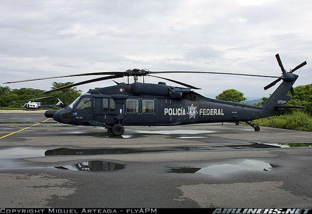 Policia Federal Mexico