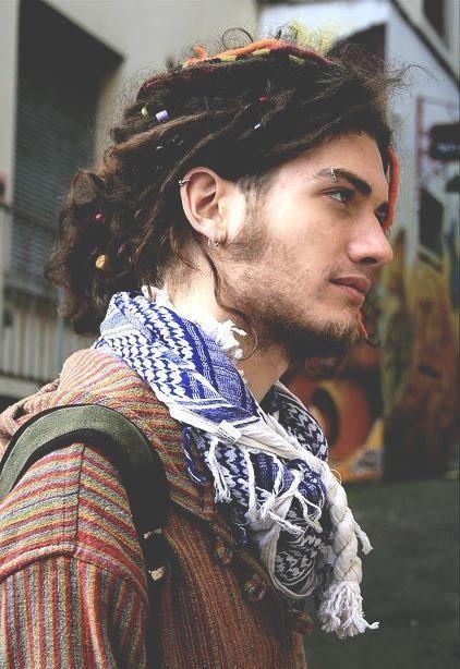 Wondrous 1000 Ideas About Hippie Men On Pinterest Men Bracelets Man Hairstyles For Men Maxibearus