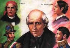 Héroes de Independencia.