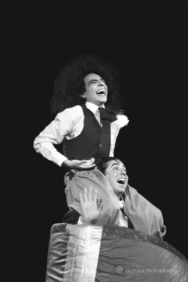 A carpicho #Teatro #Clown