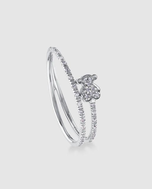 a97f8134d00f Anillo Diamonds de oro y diamantes Tous