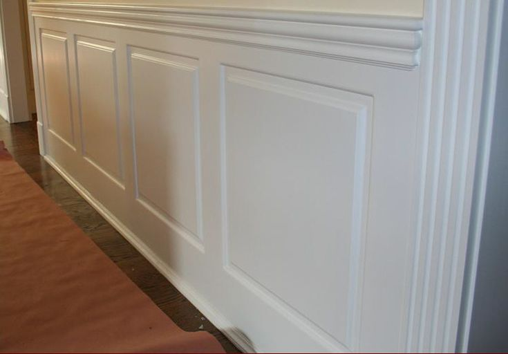 Wainscoting finish work pinterest wainscoting for Bedroom with wainscoting ideas