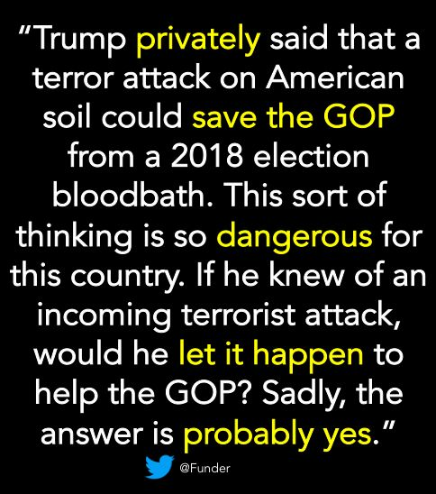 """No, it would be the end of the Republican Party, They're on the path now to a """"dead end"""" Good GOP jump ship now!!!!"""