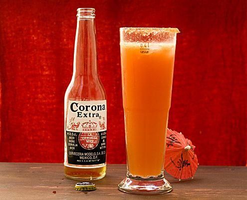 A Michelada is a Mexican ice cold mixed beer cocktail, resembling a bloody Mary on the rocks - minus the Vodka. Nancy Lopez-McHugh with three family recipes.