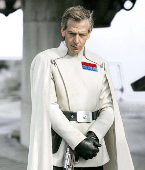 Director Orson Krennic from Star Wars Rogue One