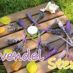"""Beim Stöbern im Internet bin ich über Bilder von sogenannten """"lavender wands"""" (Lavendel Stäbe) gestolpert. Ich wusste sofort: Das machst du nach! Das Flechten von Lavendel Stäben kommt aus dem viktorianischem Zeitalter. Zu der Zeit wurden viele Dekorationen mit Materialien aus dem eigenen Garten gemacht. Die Lavendel Stäbe sind eine richtig hübsche Alternative zu Duftbeutelchen oder getrockneten Sträußen. Sie eignen sich hervorragend als Mitbringsel und sind ganz leicht nachzumachen…"""