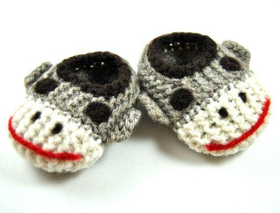 Best 302 CROCHET SOCK MONKEY ITEMS ideas on Pinterest | Crochet sock ...