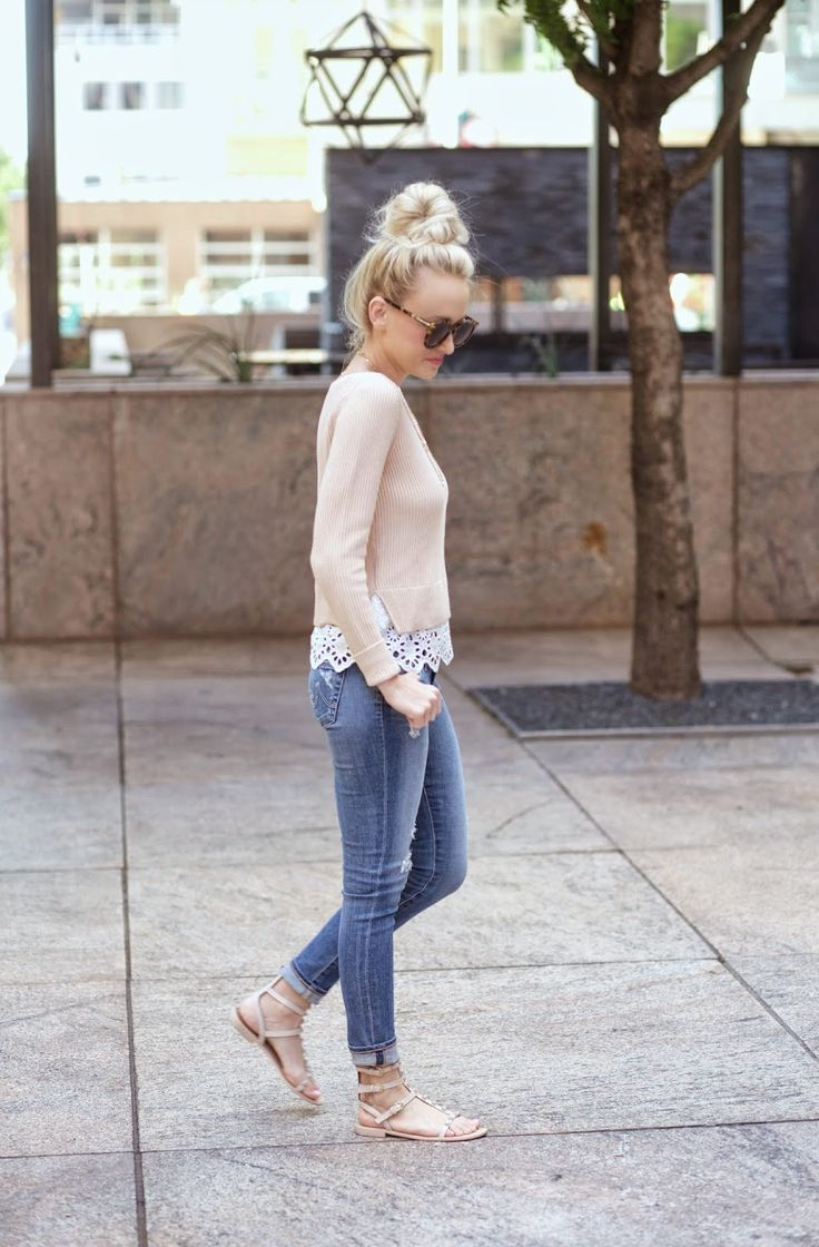 A Spoonful of Style: Comfy and Casual