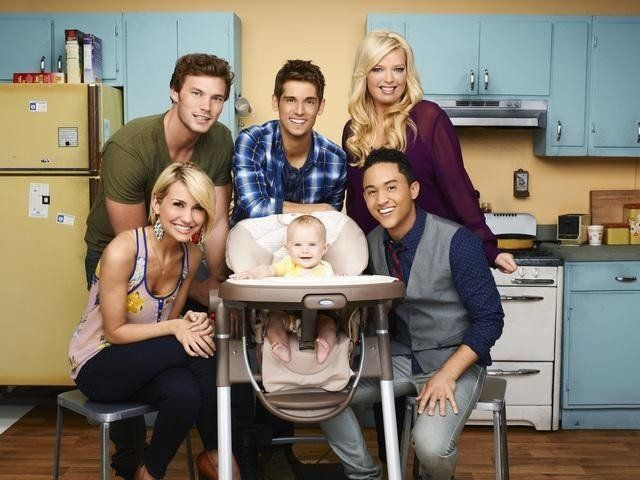 TV show Baby Daddy! ABC Family! Cute show.