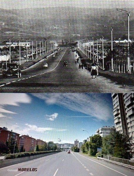 Antes y Después de Alfonso Molina  - camposa