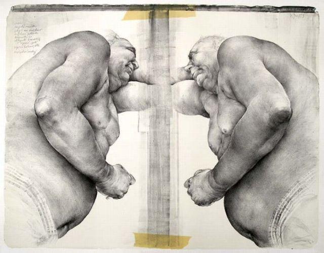 23 Art by Oldrich Kulhanek
