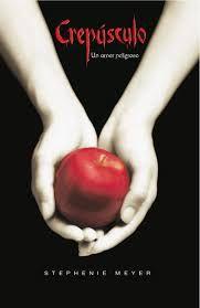 """""""Crepúsculo"""" de Stephenie Meyer. Ficha elaborada por Rebeca García."""