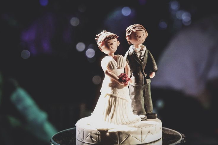 Wedding cake, torta de novios