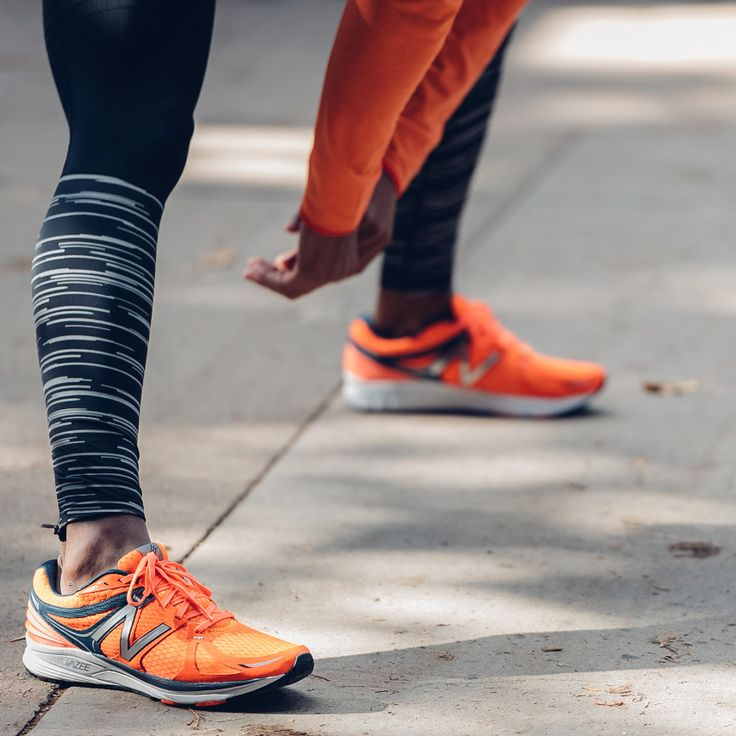 Fast from the ground up. Lightweight, yet responsive, New Balance #Vazee Prism is stripped of anything that would hold you back. Available at www.planetsports.net