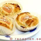 Recept på äppelmosbullar